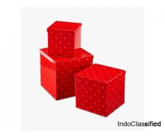 Cube Boxes - Wide Range of Sizes Available-TheCustomBoxes