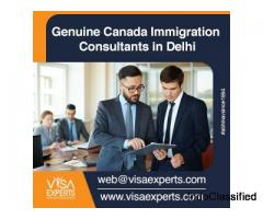 Visa Experts – Genuine Canada Immigration Consultants in Delhi