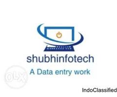 Part time work Earn extra income Data entry work, Ad posting job etc.