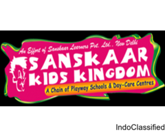 About of sanskaar kids kingdom