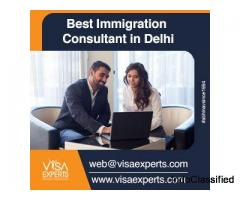 A Paragon of Excellence – the Best Immigration Consultants in Delhi