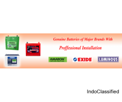 Merabattery - India's No.1 Online Car/Inverter Branded Battery Store