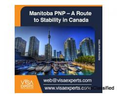 Manitoba PNP – A Route to Stability in Canada