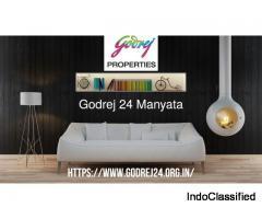 Godrej 24 Manyata
