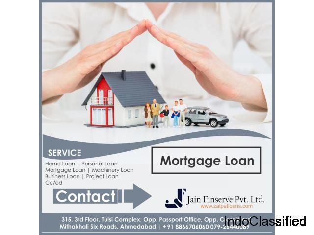 Loan against Property, Finance against Property in Ahmedabad