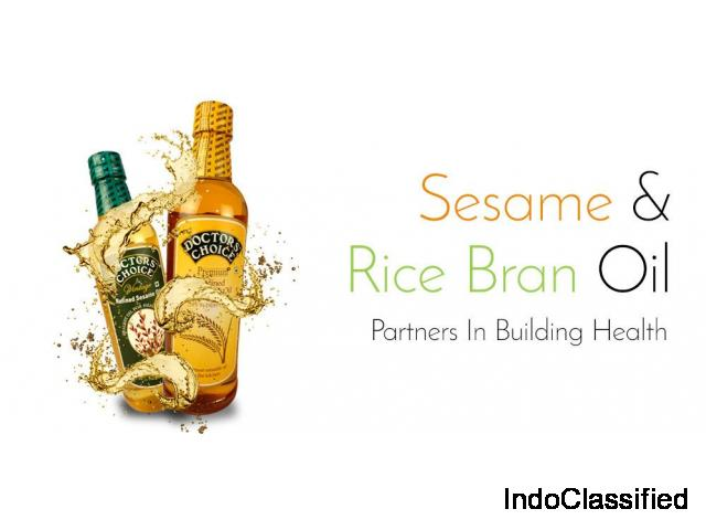 Rice Bran Oil Manufacturer and Exporter in UK France Italy
