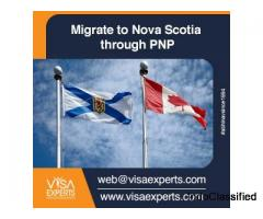 Migrate to Nova Scotia through PNP