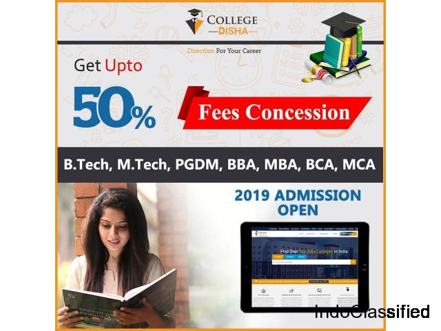 How to get admission BBA Colleges in Ghaziabad - Ranking, Fees, Courses, Placements and Cutoff