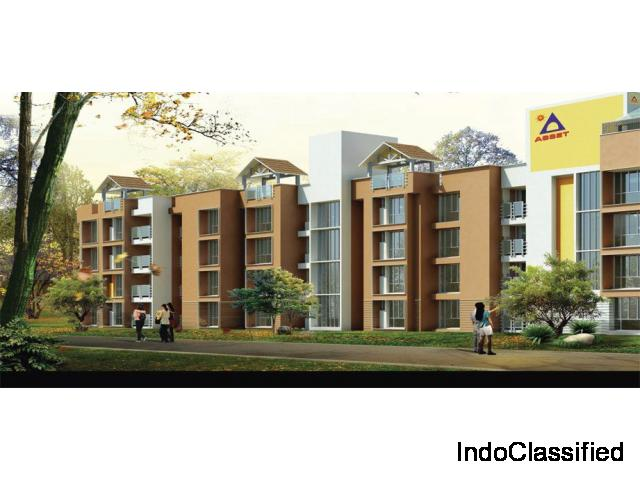 ASSET Homes Townhouses Portico Phase 2 Spacious Apartments in Kochi
