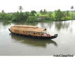 Kerala Houseboat Cruises - Houseboats In Alleppey - Houseboats In Kumarakom