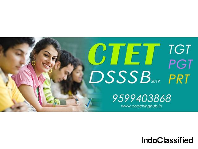 Expert And Dedicated Faculty For CTET Coaching | Coaching Hub