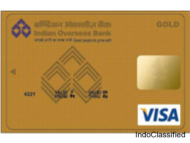 Indian Overseas Bank Credit Card Customer Care Number