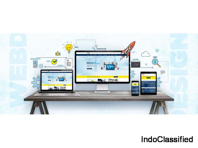 Web Design And App Development Company In Ahmedabad