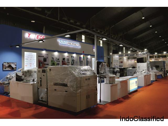 Choose a creative design for your exhibition from Panaché