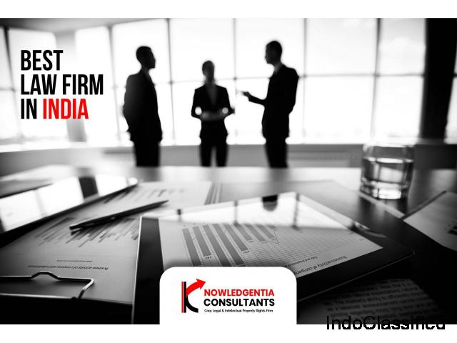 Best Corporate Law Firms in Delhi NCR - Knowledgentia