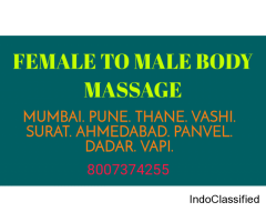 Female To Male Body Massage in Pune By Nisha Jain And Diya Jain
