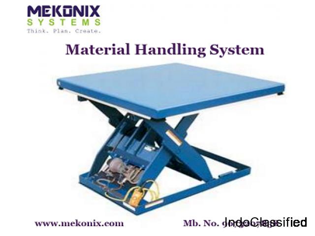 Get Material Handling Equipment From Mekonix