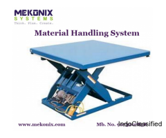 Get Material Handling Equipment From Mekonix