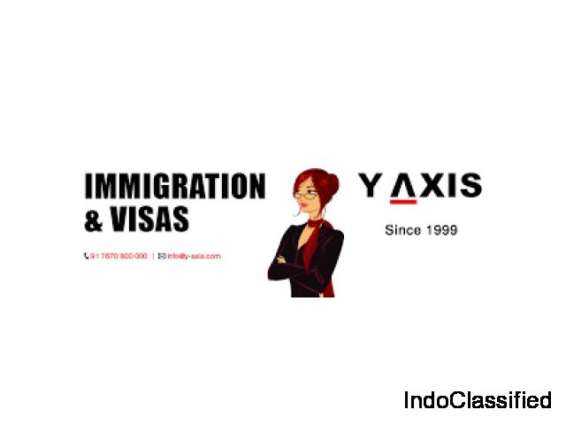 Y-Axis Overseas Careers