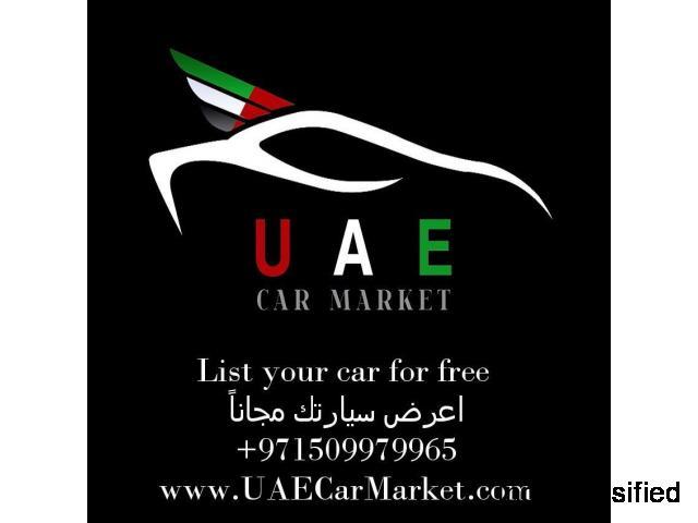UAE Carmarket | Used Car For Sale- Used Car Classifieds In UAE