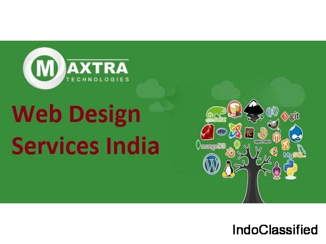 Web Design Services for Small Business | Maxtra Technologies