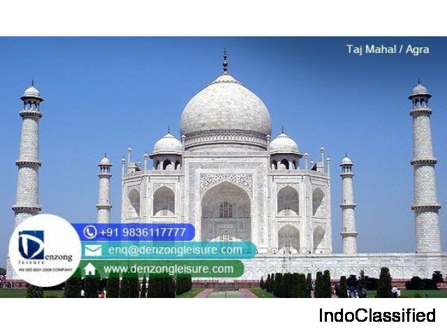 5N/6D Golden Triangle Package Tour with Delhi, Agra & Jaipur - Denzong Leisure Special