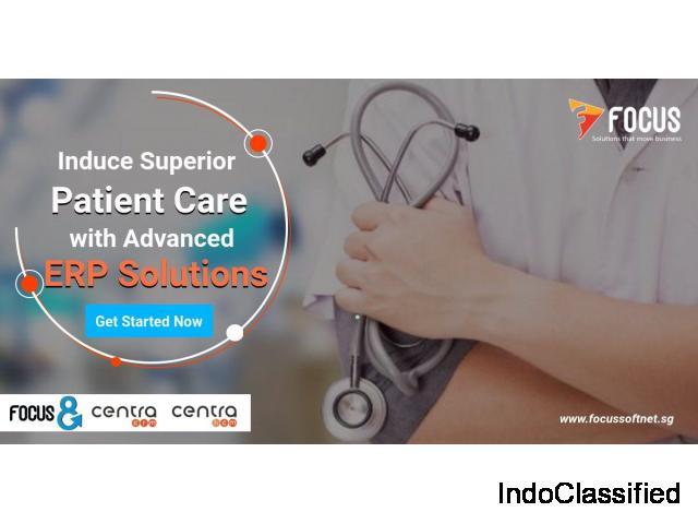 Hospital Management System | ERP Software for Hospitals