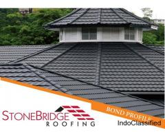 Best Stone coated roofing tiles/sheet in Nigeria | Roofing materials : Stonebridgeroofs