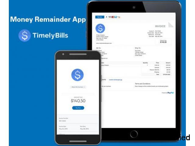 Money Management Apps for Android | Timelybills.app