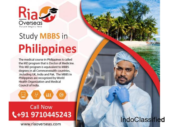 Study MBBS in Philippines - Ria Overseas