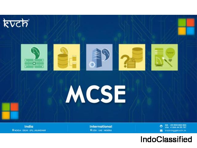 Are you looking for MCSE Training Course In Noida?