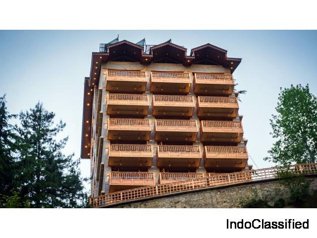 Hotels In Manali- Holiday Villa Manali