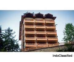 Hotels In Manali- Holiday Villa Manali
