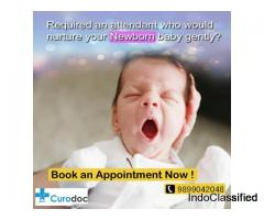 Newborn baby care at home| Baby care Service|Curodoc