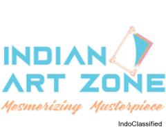 Abstract Art Paintings for Sale - Indian Art Zone
