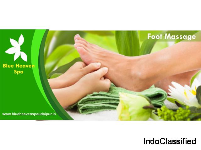 Foot Massage In Udaipur