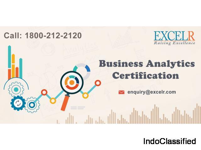 business analytics course in Mumbai