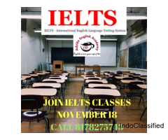 IELTS Classes near noida Crossings