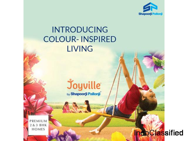 Joyville Gurgaon Sector 102 - 2BHK 3 BHK Apartment for sale
