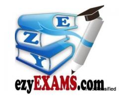 Welcome to easy exam solution in india.