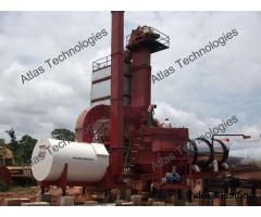 Asphalt Drum Mix Plant - For Sale - Atlas Technologies