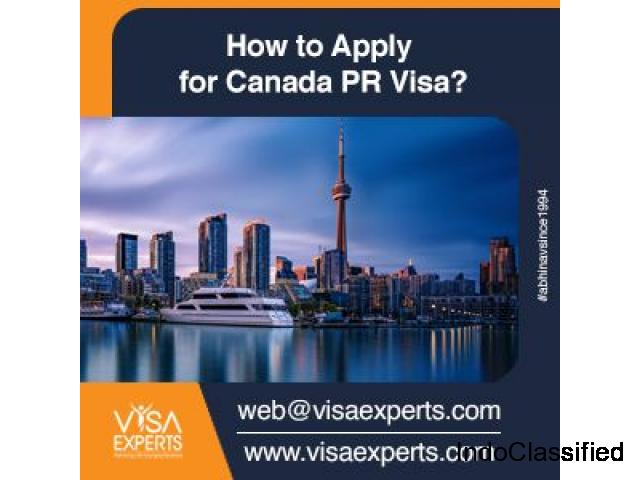 How to apply for Canada PR Visa