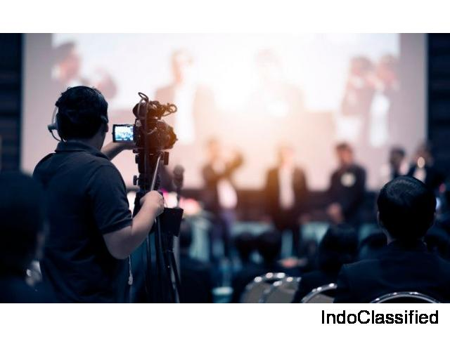 Professional Live Webcasting Services in India