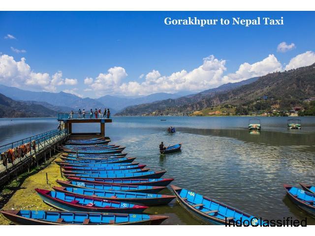 Gorakhpur To Nepal Taxi, Gorakhpur to Nepal Cab