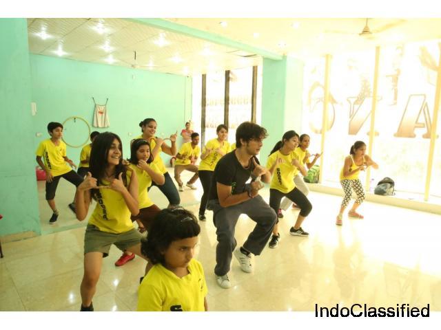 Aerobics classes in Delhi