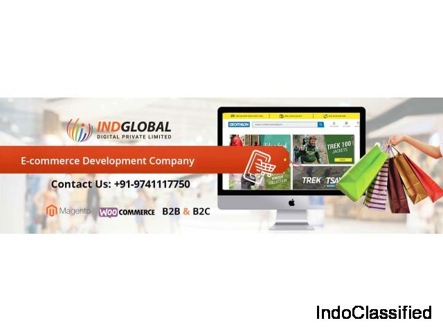 Indglobal Digital is the best e-commerce development company in India