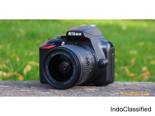 Nikon D3500 | dslr on rent | saycheezz