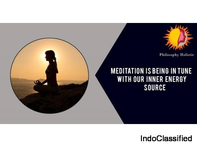 Philosophy Holistic - Best Guided Meditation Classes