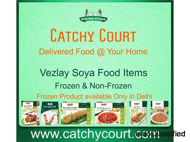 Non Frozen  soya indi chop (Catchy court)