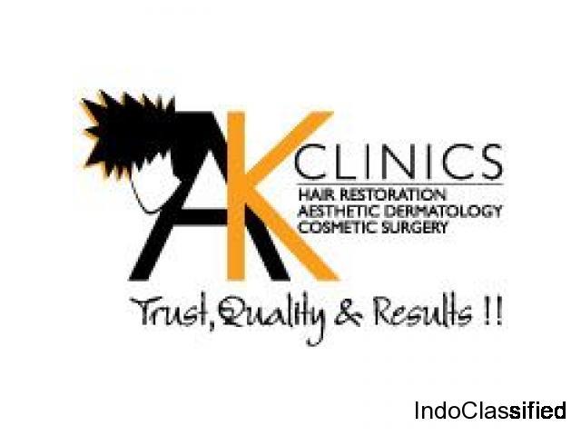 AK Clinics - Skin and Hair Clinic Hyderabad